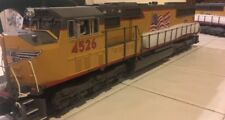 MTH Premier Union Pacific 4526 SD-70 With Flag Paint Scheme: Proto 2.0