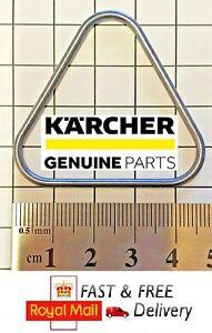 Genuine Karcher pressure washer triangular gasket form seal K2, K3, K4, K5, KB