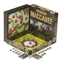 OPERATION: MACCABEE Board Game - World War II Themed Game - NEW & SEALED