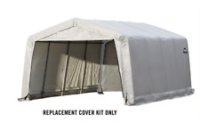 ShelterLogic Replacement Cover Kit 21.5oz 12x16x8 805170 90550 for 62697