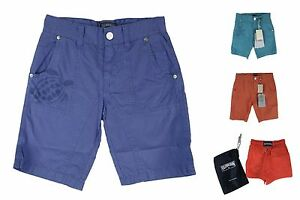 Vilebrequin Solid Color Classic Turtle Youth Boys Beach Shorts [NWT]