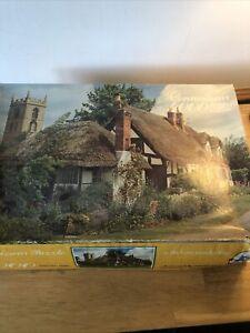 Vintage Jigsaw Puzzle Arrow Games Connoisseur 4000 Piece A De Luxe NEW BNIB