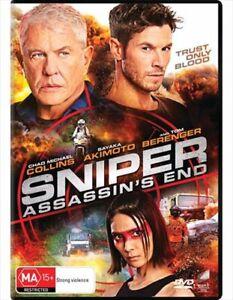 Sniper - Assassin's End DVD