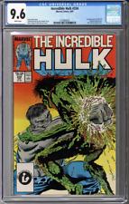 Incredible Hulk #334  CGC 9.6