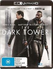 The Dark Tower (Blu-ray, 2017, 2-Disc Set)