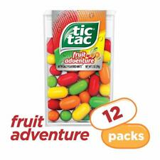 Tic Tac Fruit Adventure 12 x 29g