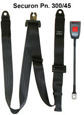 NEW Securon Seat Belt 300/45 Static Adjustable Lap & Diagonal Belt x1
