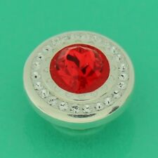 Authentic Kameleon KJP981 Passionate Heart Red Silver Jewelpop