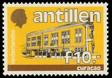 "NETHERLANDS ANTILLES 554 (Mi614) - Architecture ""Curacao"" (pa84894)"
