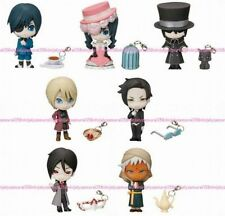 Black Butler Kuroshitsuji II PPP Figure set of 7 Bandai official anime ciel etc