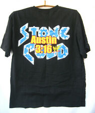 t-shirt WWE WWF Steve Austin Stone Cold  3:16