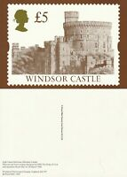 24 MARCH 1992 £5 WINDSOR CASTLE PHQ CARD Number D5 MINT UNUSED