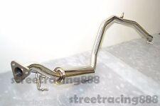 Honda CRZ Exhaust Downpipe Center Pipe Catback Sport Racing