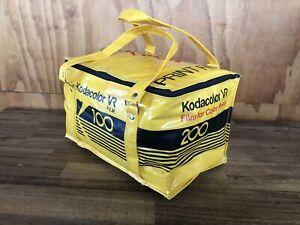 Retro Kodak Cooler Bag 35mm Camera Original