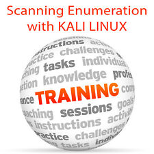 Scanning and Enumeration avec Kali Linux-Video Training Tutorial DVD