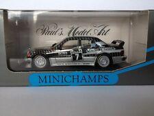 MINICHAMPS 1:43 Mercedes 190 E EVO AMG Pilsener Ludwig 3002