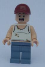 Lego Farmer sh277 From 76054 Super Heroes Minifigure Figurine Fermier Batman DC