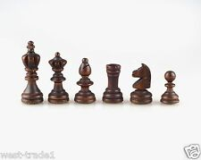 Brand New♞ Hand Crafted ♚Wooden Chess  Pieces♖
