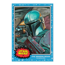 Mandalorian - - 2020 Topps - - Star Wars Living Set - - Card #145