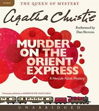 Murder on the Orient Express CD: A Hercule Poirot Mystery by Christie,  CD-AUDIO