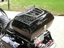 PRIMER Motorcycle Tour Trunk for Harley Sportster Softail Dyna Electra Road King