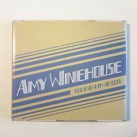AMY WINEHOUSE : YOU KNOW I'M NO GOOD (PROMO) ♦ MAXI-CD ♦