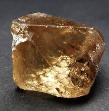 16.89ct Gemmy Katlang Topaz Rough Crystal Gem Gemstone Mineral Specimen
