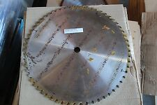 "Large Diameter Blade 22"" X .150 X 60T X .220 KERF *NEW* (P27)"