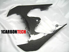 08 09 2010 2011 2012 2013 2014 YAMAHA YZF R6 CARBON FIBER TAIL COWL+INTAKE COVER