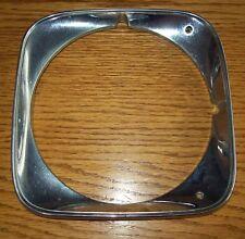 71 1971 Chevelle Malibu Headlight Bezel RH ORIGINAL OEM