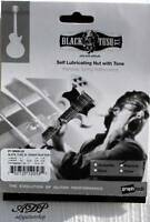 Sillet Tech Black Tusq PT-5000-L0 Gaucher Tele Strat Slotted NT Lefty 43mm