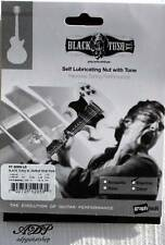 SILLET Graph Tech Black TUSQ PT-5000-L0 GAUCHER Tele Strat Slotted NT Lefty 43mm