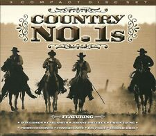 COUNTRY NO.1s - 3 CD BOX SET - FRANKIE LAINE, CARL SMITH & MANY MORE