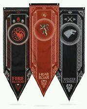 Pack 3 Bandera juego de tronos