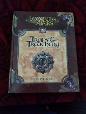Legends & Lairs: Traps & Treachery - Fantasy Flight Games