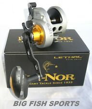 FIN-NOR LETHAL 16 STAR DRAG Baitcast Reel #LTC16 FREE USA SHIP! NEW! 6.2:1 Ratio