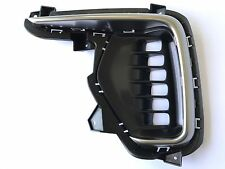 Santa Fe 2017-18-19 7 Seats Fog Light Bezel Cover W/ Molding Left Driver Side