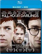 Kill Your Darlings 0043396430259 With Daniel Radcliffe Blu-ray Region a