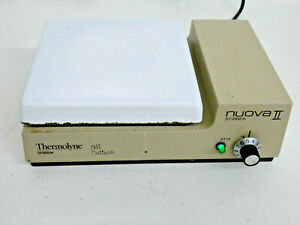 Thermolyne Nuova II Magnetic Stirrer S18525