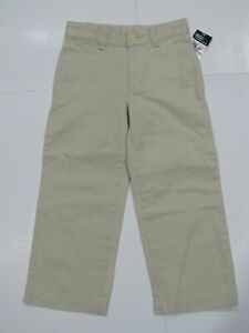 New with tag NWT RALPH LAUREN Boys Beige POLO The Philip Chino Pants 10 14