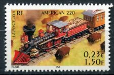 STAMP / TIMBRE FRANCE NEUF N° 3406 ** CHEMIN DE FER / TRAIN / AMERICAN 220