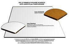 ISOLANTE ACUSTICO  in PANNELLO AUTO-ADESIVO per PARETI LEGGERE ISO12