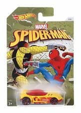 Hot Wheels Spider Man - Golden Arrow DWD19