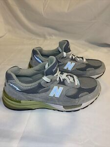 New Balance 992 Grey Size 10 Made Usa W992GL Small Tare, Please See Pic Women