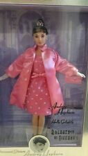 Audrey Hepburn Breakfast at Tiffany's Holly GoLightly Barbie Doll 1998 NEW NRFB