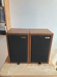 Rogers LS3/5a Speakers 'Gold Badge'