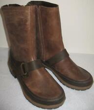 MERRELL Emery Buckle  Boot  J42444   Brown Leather  US 7/EU 37.5  NIB