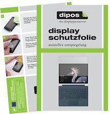 2x Microsoft Surface Pro (2017) Schutzfolie matt Displayschutzfolie Folie