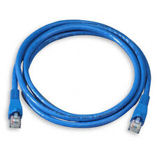 Eagle 25' FT CAT5E Patch Cord Cable Blue 350 MHz UTP Snagless RJ45 Connector