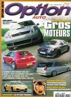 Magazine Option auto N° 124 septembre 2001